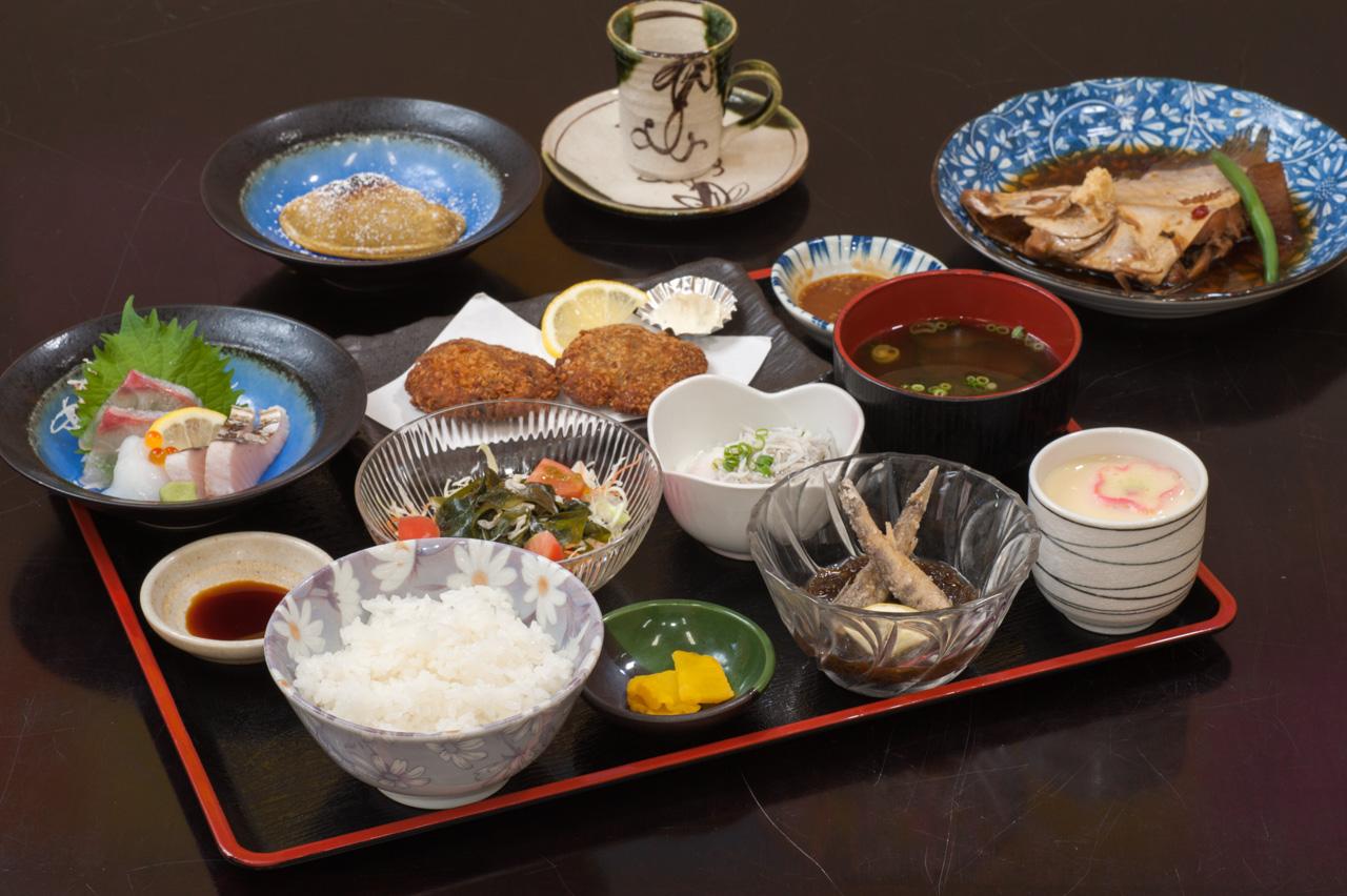 旬の海鮮ランチ(数量限定)1,700円